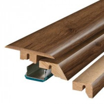 Pergo Creekbed Hickory 3/4 in. Thick x 2-1/8 in. Wide x 78-3/4 in. Length Laminate 4-in-1 Molding-MG001291 300504634