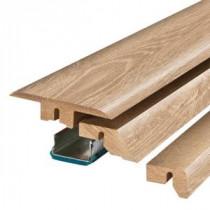 Pergo Esperanza Oak 3/4 in. Thick x 2-1/8 in. Wide x 78-3/4 in. Length Laminate 4-in-1 Molding-MG001295 300700952