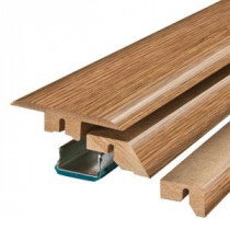 Pergo Grand Oak 3/4 in. Thick x 2-1/8 in. Wide x 78-3/4 in. Length Laminate 4-in-1 Molding-MG001289 300504629