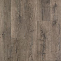 Pergo Outlast+ Vintage Pewter Oak Laminate Flooring - 5 in. x 7 in. Take Home Sample-PE-860377 206965181