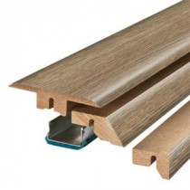 Pergo Southport Oak 3/4 in. Thick x 2-1/8 in. Wide x 78-3/4 in. Length Laminate 4-in-1 Molding-MG001279 300504637