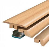 Pergo Vermont Maple 3/4 in. Thick x 2-1/8 in. Wide x 78-3/4 in. Length Laminate 4-in-1 Molding-MG001288 300700963