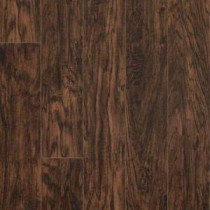 Pergo XP 12 mm Coffee Handscraped Hickory Laminate Flooring - 5 in. x 7 in. Take Home Sample-PE-735355 205856830