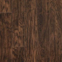 Pergo XP Coffee Handscraped Hickory 12 mm Thick x 5-1/4 in. Wide x 47-1/4 in. Length Laminate Flooring (12.03 sq. ft. / case)-LF000741 204735355