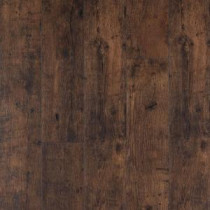 Pergo XP Rustic Espresso Oak Laminate Flooring - 5 in. x 7 in. Take Home Sample-PE-6317160 206403561