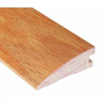 Red Oak Natural 3/8 in. Thick x 1.562 in. Wide x 78 in. Length Flush-Mount Reducer Molding-LM3870 202808437