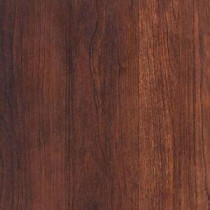 Shaw Native Collection Black Cherry 8 mm Thick x 7.99 in. Wx 47-9/16 in. L Attached Pad Laminate Flooring(21.12 sq. ft./case)-HD09900913 204322300