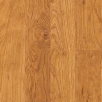 Shaw Native Collection II Natural Cherry 8 mm Thick x 7.99 in. Wide x 47-9/16 in. Length Laminate Flooring(26.40 sq.ft./case)-HD10200154 203560474