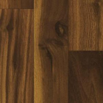Shaw Native Collection Northern Walnut 7 mm T x 7.99 in. Wide x 47-9/16 in. Length Laminate Flooring (26.40 sq. ft. / case)-HD09800638 203560464