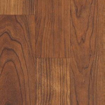 Shaw Native Collection Wild Cherry 7 mm Thick x 7.99 in. Wide x 47-9/16 in. Length Laminate Flooring (26.40 sq. ft. / case)-HD09800839 204314329