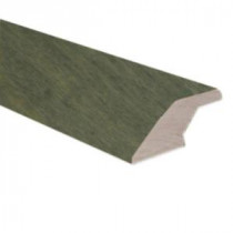 Slate 3/4 in. Thick x 2-1/4 in. Wide x 78 in. Length Hardwood Lipover Reducer Molding-LM6640 203198224