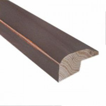 Smoky Mineral/Moonstone/Natural Fossil 0.88 in. x 2 in. x 78 in. Length Hardwood Carpet Reducer/Baby Threshold Molding-LM6168 202745967