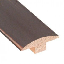 Smoky Mineral/Moonstone/Natural Fossil 3/4 in. x 2 in. Wide x 78 in. Length Hardwood T-Molding-LM6138 202745965