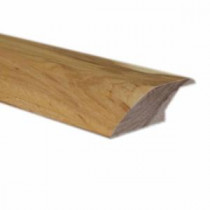 Southern Pecan 3/4 in. Thick x 2-1/4 in. Wide x 78 in. Length Hardwood Lipover Reducer Molding-LM6637 203198222