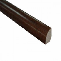 Spiceberry 3/4 in. Thick x 3/4 in. Wide x 78 in. Length Hardwood Quarter Round Molding-LM6649 203198233