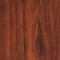 TrafficMASTER Brazilian Cherry 7mm Laminate Flooring - 5 in. x 7 in. Take Home Sample-HL-239477 203507581