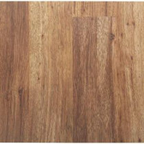 TrafficMASTER Eagle Peak Hickory 8 mm Thick x 7-9/16 in. Wide x 50-3/4 in. Length Laminate Flooring (21.44 sq. ft. / case)-FB0347DYI3024WG001 203451246