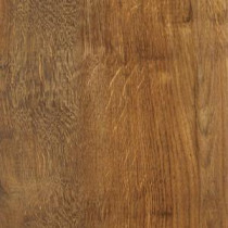 TrafficMASTER Hand Scraped Santa Clara Oak Laminate Flooring - 5 in. x 7 in. Take Home Sample-TM-556512 203699545