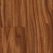 TrafficMASTER Kane Creek Walnut Laminate Flooring - 5 in. x 7 in. Take Home Sample-TM-762425 204077426