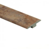 Zamma Aged Terracotta 7/16 in. Thick x 1-3/4 in. Wide x 72 in. Length Laminate T-Molding-013221586 203611023
