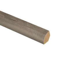 Zamma Bay Front Pine 5/8 in. Thick x 3/4 in. Wide x 94 in. Length Laminate Quarter Round Molding-013141719 205916954