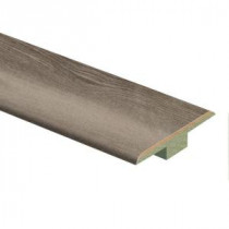 Zamma Bay Front Pine 7/16 in. Thick x 1-3/4 in. Wide x 72 in. Length Laminate T-Molding-0137221719 205917433