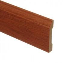 Zamma Brasstown Oak 9/16 in. Thick x 3-1/4 in. Wide x 94 in. Length Laminate Wall Base Molding-013041530 203220368