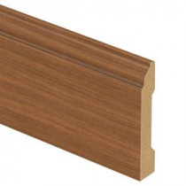 Zamma Canberra Acacia 9/16 in. Thick x 3-1/4 in. Wide x 94 in. Length Laminate Wall Base Molding-013041606 203632266