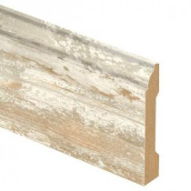 Zamma Coastal Pine 9/16 in. Thick x 3-1/4 in. Wide x 94 in. Length Laminate Base Molding-013041623 204201933