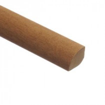 Zamma Farmstead Maple 5/8 in. Thick x 3/4 in. Wide x 94 in. Length Laminate Quarter Round Molding-013141518 203071674