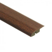 Zamma Galena Oak 1/2 in. Height x 1-3/4 in. Wide x 72 in. Length Laminate Multi-purpose Reducer Molding-013621513 203071601