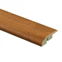 Zamma Gunstock Oak 7/16 in. Thick x 1-3/4 in. Wide x 72 in. Length Laminate Multi-Purpose Reducer Molding-013621759 205977820