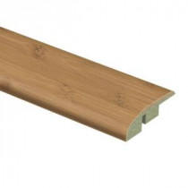 Zamma Hayside Bamboo 1/2 in. Thick x 1-3/4 in. Wide x 72 in. Length Laminate Multi-Purpose Reducer Molding-013621561 203610927