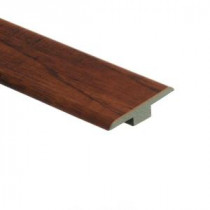 Zamma Hometown Hickory 7/16 in. Thick x 1-3/4 in. Wide x 72 in. Length Laminate T-Molding-013221599 203611062