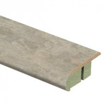 Zamma Ligoria Slate 3/4 in. Thick x 2-1/8 in. Wide x 94 in. Length Laminate Stair Nose Molding-0137541627 204202001