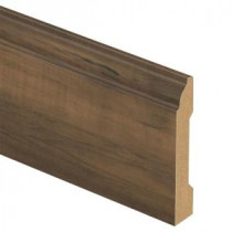 Zamma Maple Grove Natural 9/16 in. Thick x 3-1/4 in. Wide x 94 in. Length Laminate Wall Base Molding-013041598 203622601