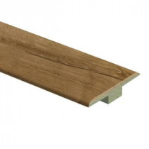 Zamma Marigold Oak 9/16 in. Thick x 1-3/4 in. Wide x 72 in. Length Laminate T-Molding-0137221814 206955302