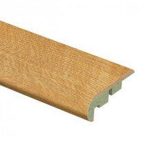 Zamma Natural Oak 3/4 in. Thick x 2-1/8 in. Wide x 94 in. Length Laminate Stair Nose Molding-013541757 206055077