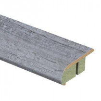 Zamma Oak Grey 3/4 in. Thick x 2-1/8 in. Wide x 94 in. Length Laminate Stair Nose Molding-0137541760 206055028