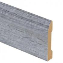 Zamma Oak Grey 9/16 in. Thick x 3-1/4 in. Wide x 94 in. Length Laminate Base Molding-013041760 206056508