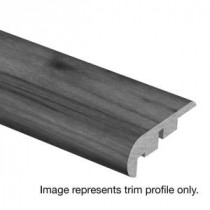 Zamma Pinecliff Oak 3/4 in. Thick x 2-1/8 in. Wide x 94 in. Length Laminate Stair Nose Molding-0137541840 300171114