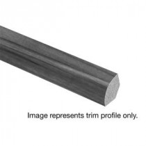 Zamma Seabrook Walnut 5/8 in. Thick x 3/4 in. Wide x 94 in. Length Laminate Quarter Round Molding-013141887 300815224