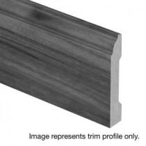 Zamma Seabrook Walnut 9/16 in. Thick x 3-1/4 in. Wide x 94 in. Length Laminate Base Molding-013041887 300808568