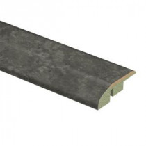 Zamma Slate Shadow 1/2 in. Thick x 1-3/4 in. Wide x 72 in. Length Laminate Multi-Purpose Reducer Molding-013621587 203611027