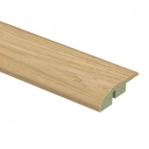 Zamma Sun Bleached Hickory 1/2 in. Thick x 1-3/4 in. Wide x 72 in. Length Laminate Multi-Purpose Reducer Molding-0137621632 204202054