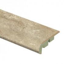 Zamma Vanilla Travertine Oak 3/4 in. Thick x 2-1/8 in. Wide x 94 in. Length Laminate Stair Nose Molding-0137541822 206999474