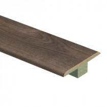 Zamma Warm Grey Oak 7/16 in. Thick x 1-3/4 in. Wide x 72 in. Length Laminate T-Molding-013221734 300695697