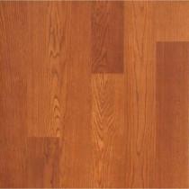 Hampton Bay Brasstown Oak Laminate Flooring - 5 in. x 7 in. Take Home Sample-HB-011348 203706688