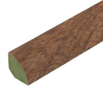 Heritage Oak 3/4 in. Thick x 3/4 in. Wide x 94 in. Length Laminate Quarter Round Molding-369302 202518675