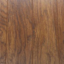 Home Decorators Collection Hand-Scraped Light Hickory 12 mm Thick x 5 9/32 in. Wide x 47 17/32 in. Length Laminate Flooring (12.19 sq. ft. / case)-368301-00255 205818786